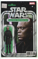 Star Wars Jedi Republic Mace Windu 1 Christopher Action Figure Variant JTC