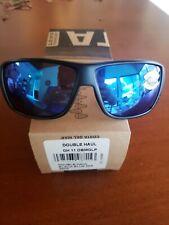 New Costa Del Mar Double Haul Blue Mirror 580g Black DH 11 OBMGLP polarized