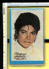 MICHAEL JACKSON 1980s Phone/Address Book; Vintage Thriller Era 1984; NOS; EX/NM