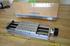 New Thomson 2rb16 X500mm Super Slide Linear Ballscrew Actuator Thk Cnc Z Axis
