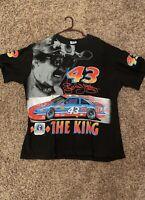 VTG 92 NOS Richard Petty SIGNATURE SERIES NASCAR T Shirt XXL STP THE KING
