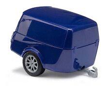 Busch 44992 - H0 1:87 - clevertrailer, Blu - NUOVO in scatola originale