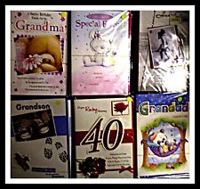 120 mixed greeting/birthday/cards/wholesale joblot/carboot /shop/large margin4U