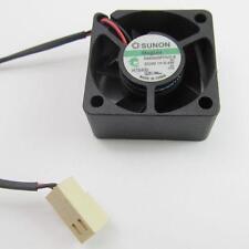 SUNON Brushless Mini DC Cooling Fan 30x30x15mm GM0503PHV2-8 3015 5V 0.4W