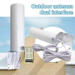 LTE Antenne 3G 4G Signalverstärker-Antenne 16-18DBi mit Dual TS9 SMA AußEn DHL