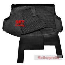 Gummimatten + Kofferraumwanne SET für Kia Sorento II XM ab Bj.11/2009 - 2012 ABV