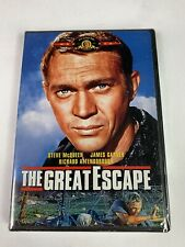 The Great Escape ~ Widescreen ~ Steve McQueen ~ New & Factory Sealed ~ 1963