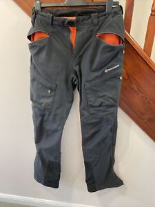 montane trousers small