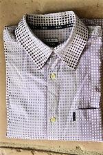 bonito camisa violeta de topos PAUL SMITH talla gran M Más bien la