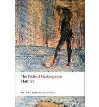 The Oxford Shakespeare: Hamlet (Oxford World's Classics)-ExLibrary