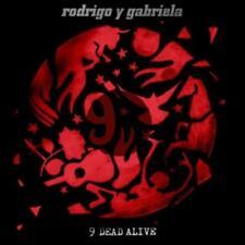 Rodrigo Y Gabriela - 9 Dead Alive - CD