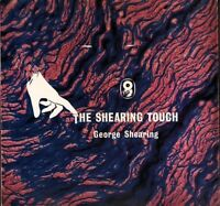GEORGE SHEARING QUINTET the shearing touch STP 466 world record club LP PS EX/EX