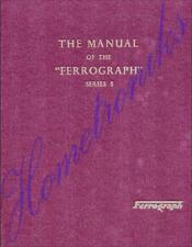 Ferrograph series 2, série 5 & Logic 7 manuels sur cd-r