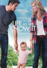 Life As We Know It ~ New Factory Sealed DVD WS ~ FREE Shipping USA