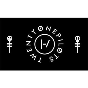 High Quality Twenty One Pilots Flag 3x5ft 100D Polyester With Brass Grommets