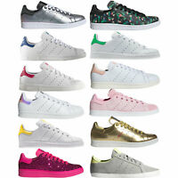 Adidas Original Stan Smith Baskets Femmes Chaussures de Sport Basses