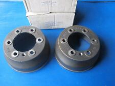 2 Drums Brake Rear CAR For: Ford: Transit II And III 80, 130, 175
