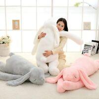 Lovely Giant Cartoon Big Ear Bunny Plush Toy Soft Rabbit Stuffed Pillow Gifts