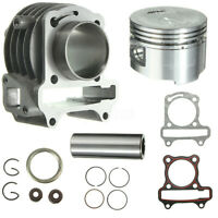 47mm Big Bore Kit Cylinder Rings GY6 50cc to 80cc Scooter Moped 139 QMB