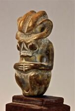 Enmarcado impresión: Jade Chino Hongshan Amuleto Circa 3000-2000 A.C. (Imagen Arte)