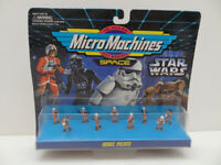 Star Wars Micro Machines Figures REBEL PILOTS Galoob New Vintage 1996