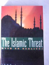 The Islamic Threat : Myth or Reality - John Esposito - HC w/ DJ - 1st Ed - Islam