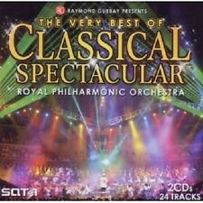 "ROYAL PHILHARMONIC ORCHESTRA ""CLASSICAL SPECTACULAR - BEST OF"" CD 2 NEU"