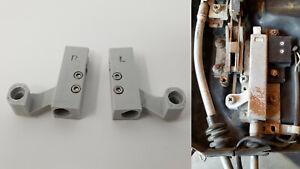1988-1991 Honda CRX Sunroof Lifter Repair Linkage (Set left + right sides) track