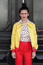 Damen Jacke jacket Kurzjacke kurz Übergangsjacke 70er True VINTAGE 70´s women