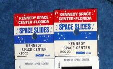 New, Two Kennedy Space Center Florida, 5 Piece Color Slide Sets, KSC-23 & KSC-25