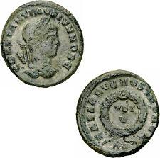 Constantinus II Follis Siscia 321 caesarvm nostrorvm vot V Kranz RP Ric 236 var.