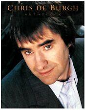 Chris de Burgh Anthology (Piano Vocal Guitar) by De Burgh, Chris Book The Fast