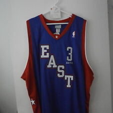 Reebok NBA All Star 2004 76ers Allen Iverson Jersey 100% Authentic sz 60 Blue BN