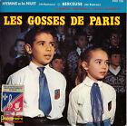 45TRS VINYL 7''/ FRENCH EP LES GOSSES DE PARIS / DAVY CROCKETT + 3 / 2E POCHETTE