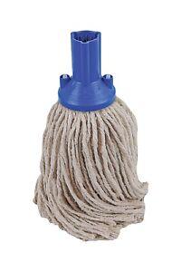 SYR Excel Yarn Socket Mop Head - Floor - Cleaning - Hygiene - (Pack of 5)