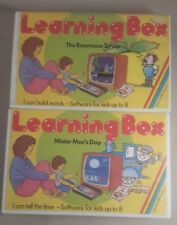 spectrum 48k games learning box x2 - spectrum 48k games x2