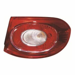 VW Tiguan 5N 2008-9/2011 Outer Wing Rear Back Tail Light Lamp Drivers Side O/S