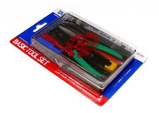 Tamiya 74016 Basic Tool (6pcs) Combo Set Craft Tools MK816 RC/Plastic Model NIB