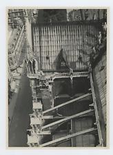 France, Paris, Notre Dame Vintage  Tirage argentique  16x22  Circa 1939