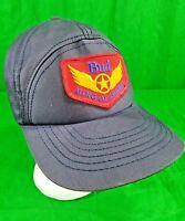 Vintage USA Made Budweiser Hat Bud King Of Beers Patch Snapback Beer Cap