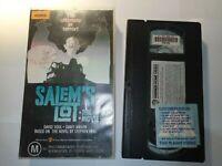 Salem's Lot The Movie VHS.