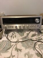 Vintage Realistic STA-21 AM/FM Stereo Receiver with wood grain  Works Perfect