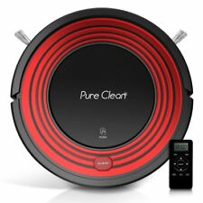 PureClean Robot Vacuum Cleaner with Programmable Self Activation and Automatic