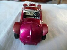 Matchbox Yesteryear Y3 Riley MPH Purple Red Body Dust Rose Chassis Mint & Boxed