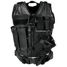 NcSTAR Vism Large Tactical Vest (Black) - CTVL2916B