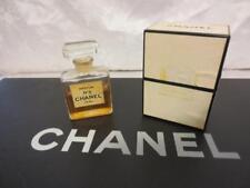 CHANEL No. 5 VINTAGE Parfum PERFUME Extrait T.T.P.M. Box France 7 ML *HALF FULL*