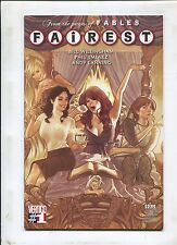 Fables Faires #1 ~ Prince Of Thieves Ch 1 Of Wide Awake! ~ (Grade 9.2 OB)WH