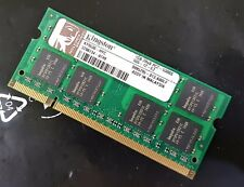1gb Kingston ky9530-hyc ddr2 pc2-5300 667mhz memoria RAM top!