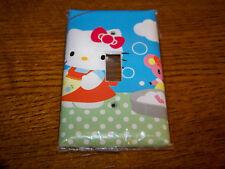 Hello Kitty Light Switch Plate