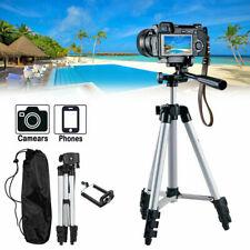 Color : Photo Color, Size : One Size Black TAESOUW-Accessories Professional Portable Travel Aluminium Camera Tripod Stand with Pan Head for Canon DSLR Camera